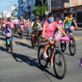Las rodadas son parte de las actividades que realizan. Cortesía: Fridas en Bici.