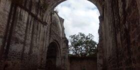 Ex-convento de Copanahuastla, espacio con más de 5 siglos de historia. Foto. Daladiel Jiménez
