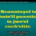 Scanatayel ta bats'il poxetic te jwe'el cuch'eltic. Video creado por creado colectivamente por un grupo de jóvenas y jóvenes del Gobierno Comunitario de Chilón en su Diplomado Agroecovisual para la Autonomía que cuenta con el apoyo de PVIFS, CEDIAC, Canan Lum y Misión de Bachajón.