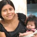 Las niñas madres que pueblan las zonas rurales de Chiapas. Imagen: Archivo.