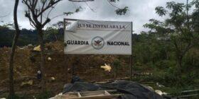 Pueblo maya tseltal del municipio de Chilón emprende batalla legal contra la militarización de su territorio. Imagen: Cortesía.