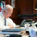 Joseph Robinette Biden Jr., político y presidente de los Estados Unidos. Cortesía: Joe Biden