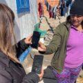 Mujeres migrantes en el albergue Pan y Vida.  Foto: Gabriela Minjares - La Verdad