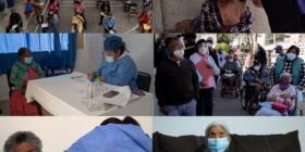 Un año después… el reto de vacunar a 100 millones