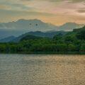 "Amanecer en los Manglares del Sistema Lagunar ""La Joya-Buenavista"", Tonalá, Chiapas. © Daniel Pineda Vera, 2020."