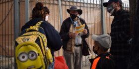 Esperanzados por reformas de Biden, migrantes siguen en búsqueda de asilo en EEUU