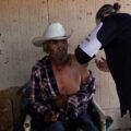 Vacuna en Kiliwa/Foto: Duilio Rodríguez