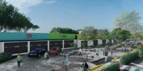 Imágenes virtuales del Desarrollo Urbano en el Libramiento Sur . Cortesía: Roberto Hernández.
