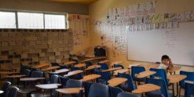 Escuela de Tabac desde hace varios años no se imparte clases. Foto: Issac Guzmán