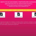 Sistema Estatal de Registro de Candidaturas (SERC)