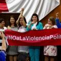 El asesinato de la precandidata del PAN a la presidencia municipal de Ocotlán de Morelos, en el estado de Oaxaca, Ivonne Gallegos Carreño, ocurrido el 2O de marzo, es el primer feminicidio de una mujer que aspiraba a un cargo de elección en el actual proceso electoral.