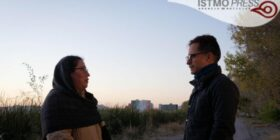 Crisis climática nos afecta a todos y se excluye de la agenda política de México: Yasnaya Aguilar, lingüista mixe
