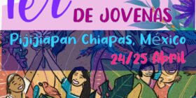 Primer encuentro de jóvenas en la Costa de Chiapas. Cortesía: CDH Digna Ochoa.