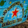 En febrero de 2017 se cumplieron 6 años del operativo de desalojo y despojo de tierras ejidales ordenado por Juan Sabines Guerrero y Noé Castañón León. Cortesía: espoir Chiapas