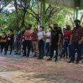 """Conferencia desde la Escuela Normal Rural """"Mactumatzá""""."""