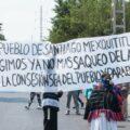 Defensoras comunitarias en Santiago Mexquititlán denuncian amenazas de grupos ligados a políticos