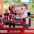 Bajan candidatura de Patricia Mass Lazos por presentar documentación apócrifa para cumplirá con autoadscripción indígena.  Foto: CortesÍa