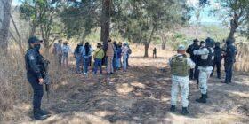 Familiares de desaparecidos hallan 26 restos óseos en dos jornadas distintas de búsqueda