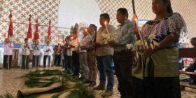 Gobierno Comunitario de Sitalá. Foto: Chiapas Paralelo