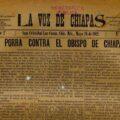 La voz de Chiapas