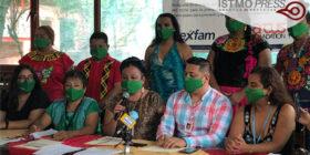 """Muxes zapotecas impulsan la creación de """"Consejos municipales contra la discriminación"""""""