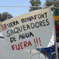 Clausura Ayuntamiento planta de Bonafont en Juan C. Bonilla; habitantes denuncian simulación