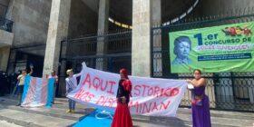 Protesta contra la LGBTIfobia