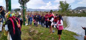 Declaran lugar sagrado la cienega 5 de Marzo, en San Cristóbal de Las Casas  | Chiapasparalelo