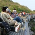La región conformada por Centroamérica-México-Estados Unidos está enmarcada por políticas migratorias restrictivas que interfieren con la gestión racional de la movilidad humana dentro de un marco de respeto a los derechos humanos. Cortesía: Centros Conacyt