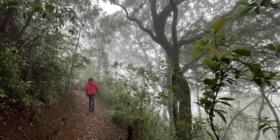 Reserva ecológica Laguna Bélgica, Chiapas/Foto: Ángeles Mariscal