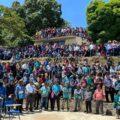 Pobladores de Pantelhó, Chiapas. Foto: Ángeles Mariscal