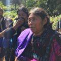 Mujeres desplazadas en las comunidades de Chenalhó por los sicarios de Pantelhó. Cortesía:  Nachito Abeja Tacho/Facebook