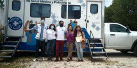 iniciaran rutas de atención médica y psicológica gratuita en San Cristóbal de Las Casas. Cortesía: Médicos del Mundo Suiza en México