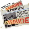 El arduo trabajo de hacer fraude. Ganar elecciones y perder legitimidad en Chihuahua