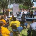 En Nuevo Laredo, la Marina ofrece disculpas públicas por la desaparición de personas