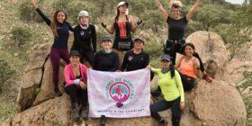 Mujeres de Montaña: una comunidad de deportistas que suben cumbres apoyadas en sí mismas