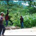 Grupos criminales atacan  cabecera muncipal de Pantelhó. Foto: Cortesía