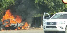 Enfrentamiento en Frontera Comalapa
