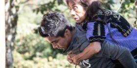 Pobladores del municipio de Pantelhó, informan del alto riesgo a la vida y amenazas que han recibido por parte del crimen organizado de dicho municipio. Cortesía: Frayba