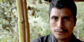 Ser defensor de la naturaleza y los derechos humanos expuso a Simón Pedro Pérez López al peligro. Cortesía: Salva la Selva