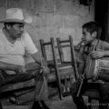 Rodaje del largometraje Vaychiletik. Foto: Ángel Lamk