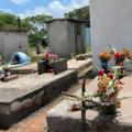 Las muertes en comunidades rurales se multiplicaron en el mes de agosto de 2021. Las personas tenían síntomas de COVID, no tuvieron acceso a pruebas. Foto: Ángeles Mariscal