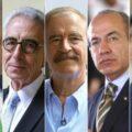 Expresidentes de México Foto: Cortesía