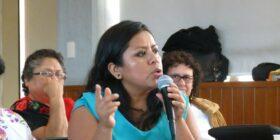 Martha Sánchez Néstor. Foto tomada de Facebook