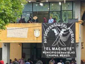 Cuatro grupos armados en Chiapas