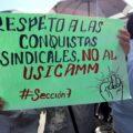 Protestas y reclamos persiguen a AMLO en su segundo día en Chiapas