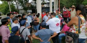 Zoques no votaron en la consulta popular por falta de información