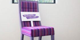"""""""Campaña Silla Violeta, en favor de las mujeres indígenas. Consiste en ponerla en cada reunión para resaltar que participa una mujer indígena, o -con demasiada frecuencia- denunciar su ausencia cuando la silla está vacía."""" (FAO). Tomado de: https://la.network/campana-silla-violeta-en-favor-de-las-mujeres-indigenas-llego-a-mexico/"""