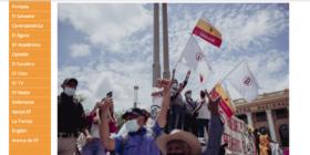 Imagen: https://elfaro.net/es/202109/el_salvador/25719/Multitudinaria-protesta-contra-Bukele-y-el-bitcoin-se-toma-el-Centro-capitalino.htm
