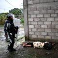 Efectúan segundo operativo de captura a migrantes en Mapastepe. Foto: Isaac Guzmán